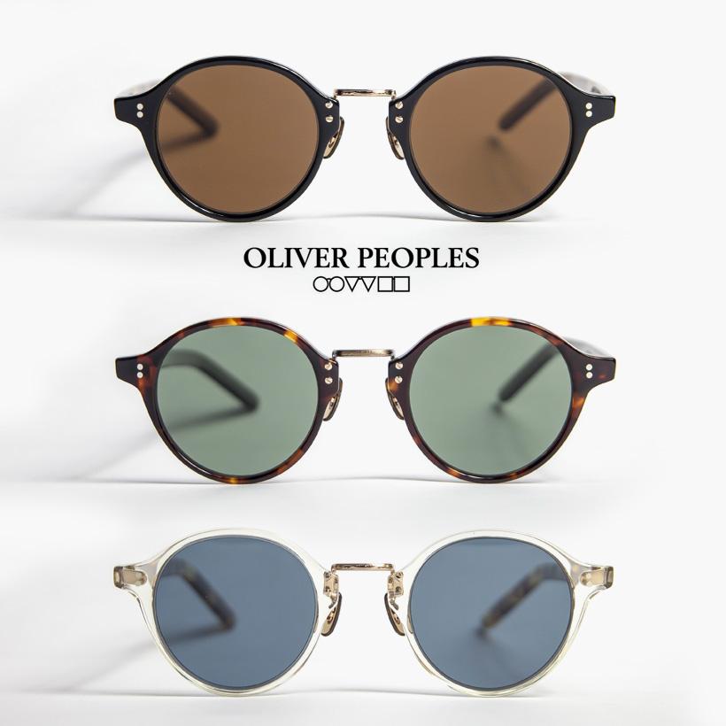 OLIVER PEOPLES オリバーピープルズ 1955SUN ボストン サングラス メンズ レディース