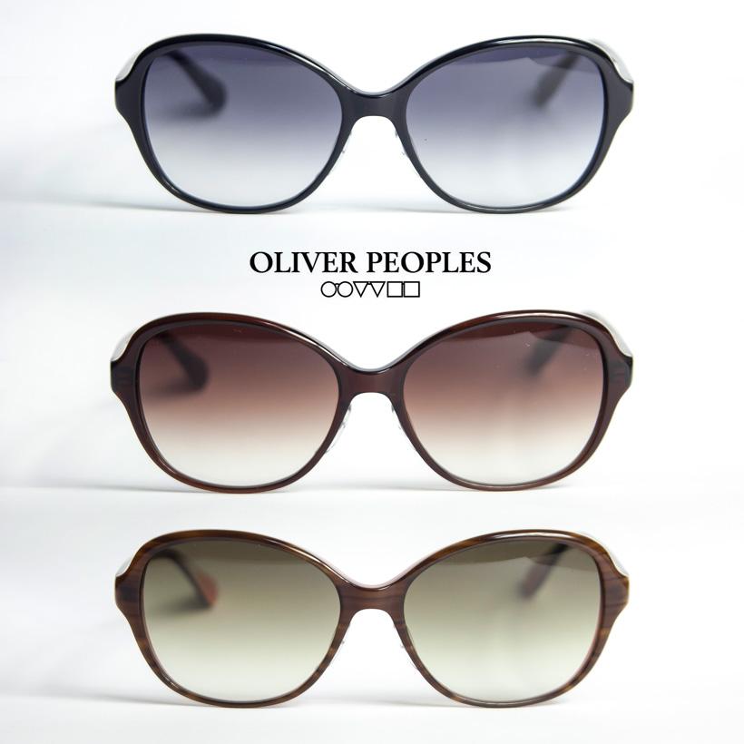 OLIVER PEOPLES オリバーピープルズ BEKEE バタフライサングラス レディース