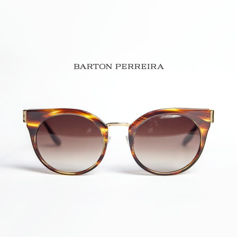 BARTON PERREIRA バートンペレイラ DOVIMA コンビフォックスサングラス キャッツアイ