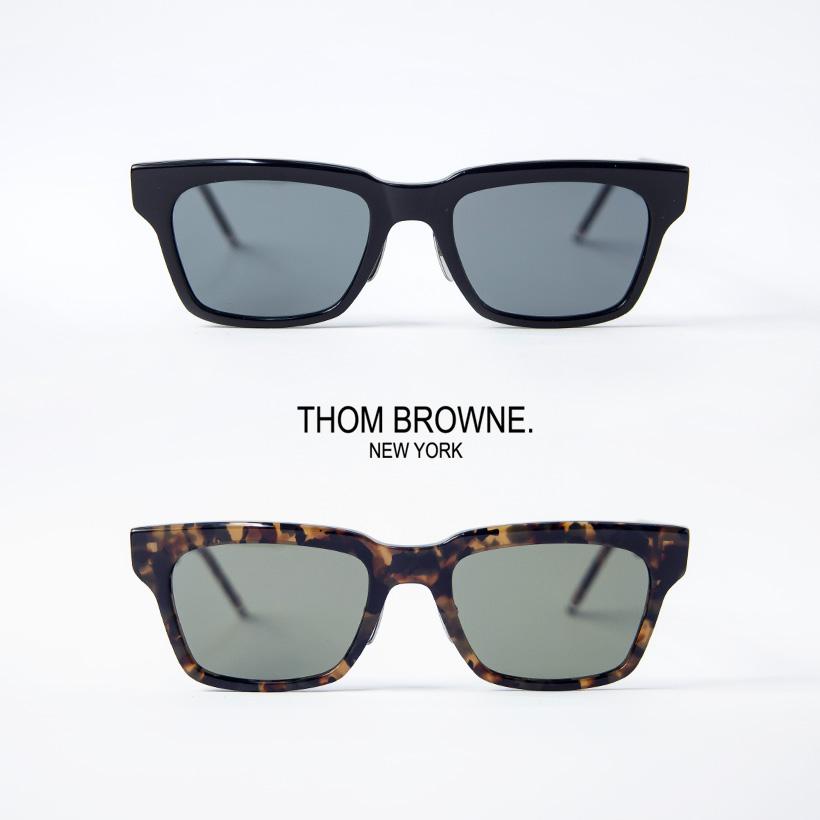 THOM BROWNE トムブラウン TBS-418 スクエアサングラス 54サイズ