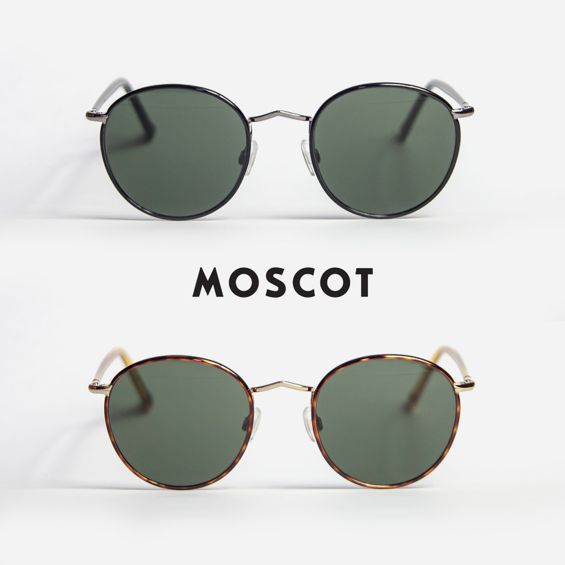 MOSCOT モスコット ZEV 49サイズ 七宝 ボストンサングラス