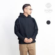 Soglia ソリア GT2 ゴツゴツ スウェットプルパーカー 日本製 メンズ
