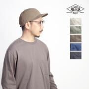 HIGHER ハイヤー 綿麻ウェザーキャップ 帽子 浅め 軽い 日本製 メンズ レディース ユニセックス