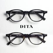 DITA ディータ NEWYOKER ボストンフレーム メガネ 伊達 度付き