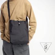 LIVERAL リベラル NAKI(M) ナキ ナイロン ショルダーバッグ トートバッグ 日本製 撥水 メンズ レディース