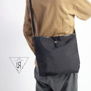 LIVERAL リベラル NAKI(L) ナキ ナイロン ショルダーバッグ トートバッグ 日本製 撥水 メンズ レディース