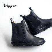 trippen トリッペン CHELSEA バッファローレザー サイドゴアブーツ メンズ