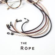THE ROPE ザ・ロープ グラスコード レザー 牛革 国産 メガネコード 日本製 おしゃれ