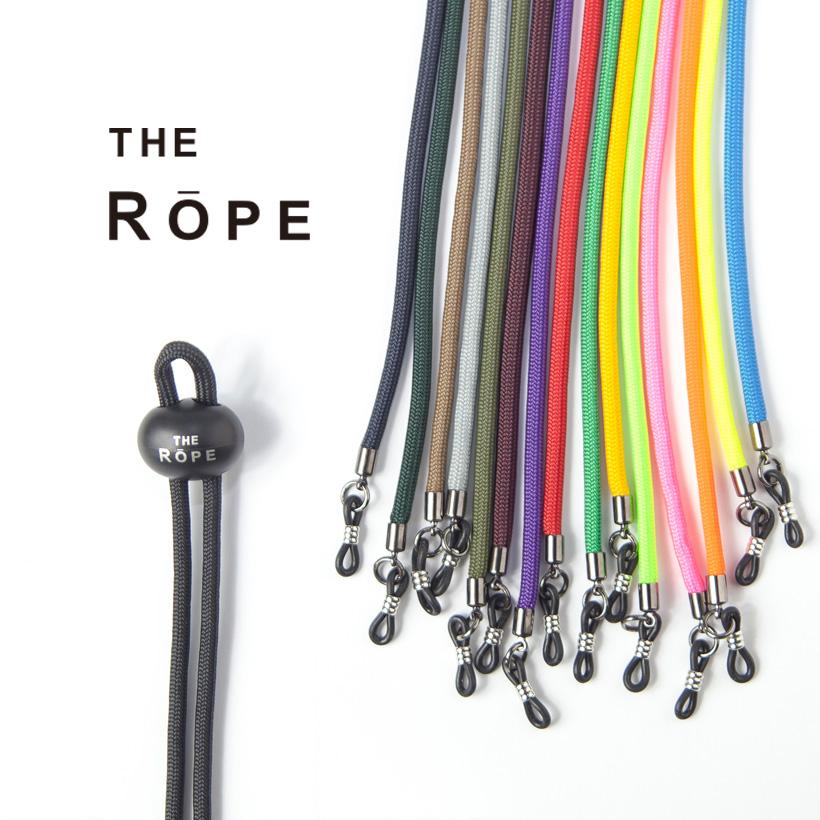 THE ROPE ザ・ロープ グラスコード 無地 パラコード Atwood Rope アットウッドロープ 国産 メガネコード 日本製 おしゃれ