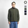 Upscape Audience ストレッチストライプキルティング カーディガンジャケット 日本製 メンズ