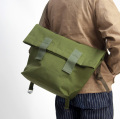 デンマーク軍 デッドストック メッセンジャーバッグ 実物 ショルダーバッグ リュック メンズ