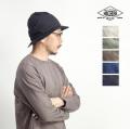 HIGHER ハイヤー 綿麻ウェザーマウンテンハット 帽子 大きいサイズ 日本製 メンズ レディース ユニセックス