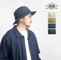 HIGHER ハイヤー ベンタイル フィールドハット 帽子 撥水 日本製 メンズ レディース ユニセックス