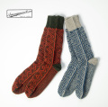Anonymousism アノニマスイズム ホールガーメント クルーソックス 日本製 靴下 メンズ