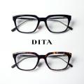 DITA ディータ ARGAND 54サイズ ウェリントン メガネ 伊達 度付き