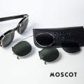 MOSCOT モスコット LEMTOSH 46サイズ ウェリントン クリップサングラス