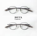 DITA  Lancier ディータ ランシア 49サイズ クラウンパントフレーム メガネ 伊達 度付き