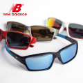 new balance ニューバランス ウェリントンスポーツサングラス ミラーサングラス NB08039