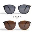 DIROSH/ディロッシュ/メタル&セルコンビ軽量ボストンサングラス