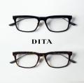 DITA ディータ STAKLO 53サイズ ウェリントン メガネ 伊達 度付き