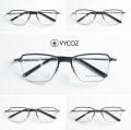 VYCOZ/バイコーズ/TOMS/MCLIP/軽量メタルフレーム/度付きメガネ/伊達メガネ