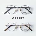 MOSCOT モスコット ZIS 47サイズ ボストンフレーム メガネ 伊達 度付き