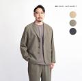 MANUAL ALPHABET マニュアルアルファベット トロピカル トロ イージージャケット セットアップ対応 日本製 メンズ