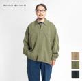 MANUAL ALPHABET マニュアルアルファベット モダールレーヨン ファティーグシャツ 日本製 メンズ