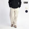 FOB FACTORY FOBファクトリー ヘリンボーンペインターパンツ 日本製 メンズ