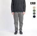 FOB FACTORY FOBファクトリー リネンソロテックス イージーパンツ 日本製 メンズ