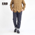 FOB FACTORY FOBファクトリー WW2大戦モデル セルビッチデニムパンツ 日本製 メンズ