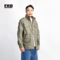 FOB FACTORY FOBファクトリー M-65 フィールドジャケット 日本製 メンズ