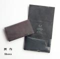 所作 shosa コインケース ミニ財布 小銭入れ 本革 レザー ブライドルレザー 日本製 財布 コンパクト メンズ レディース