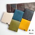 所作 shosa 三つ折り財布 ショートウォレット2.0 本革 レザー basic 日本製 メンズ レディース