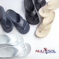 NUUSOL ヌーソル EVA素材 リカバリーサンダル CASCADE FLIP FLOP ビーチサンダル トング メンズ