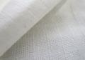 ダブルガーゼ生地(格子ホワイト)150cm巾×50cm単位