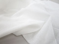 ダブルガーゼ生地(オフホワイト)110cm巾×50cm単位