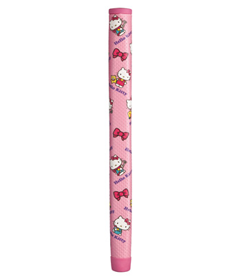 ハローキティ ゴルフグリップ(パター用) ピンク