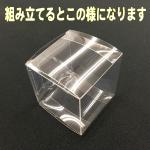ゴルフボール透明パッケージ 1球用 1枚
