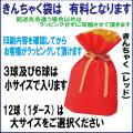 【ギフト プレゼント パッケージ】きんちゃく袋