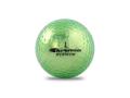 【ゴルフボール 通販 贈り物 ギフト プレゼント 当日出荷 コンペ用品】クロマックス メタリック1 グリーン(6球パック)