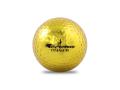 【ゴルフボール 通販 贈り物 ギフト プレゼント 当日出荷 コンペ用品】クロマックス メタリック1 イエロー(6球パック)