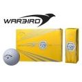 【ゴルフボール 名入れ 通販 イラスト 印刷 贈り物 ギフト プレゼント 当日出荷 ボール】ゴルフボール印刷オリジナル キャロウェイ WARBIRD(12球入)【写真・ロゴ】