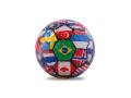 【バラエティゴルフボール】 国旗ゴルフボール 「万国旗」 1球パック