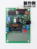 MK-141B-BUILT これはゆかい!入力したテキストをその通り話す!音声合成IC実験キット完成品