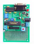 MK-141C-BUILT これはゆかい!入力したテキストをその通り大きな声で話す!音声合成IC実験キット完成品