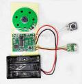 MK-142E MP3再生可能!組込み用薄型USBプレーヤーボード完成品(8メガメモリ内蔵)