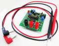 MK-204B-BUILT 音量調節可能!測定した電圧と電流を声で教えてくれるトーキングテスターキット完成品