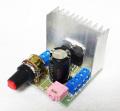 MK-409-BUILT 6Vから18Vで動作!製作簡単!BTL型15Wステレオオーディオアンプキット完成品(ハンダ付け不要)