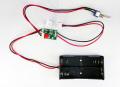 MK-512B 乾電池2本で12V/100mA出力!電池ボックスとスイッチ付きDC/DCコンバータ完成品